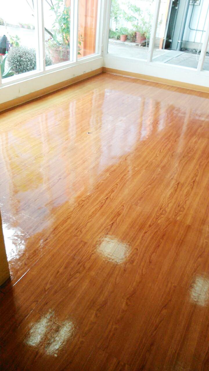 木质地板清洗打蜡-04